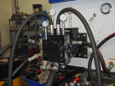 Priority Fluid Power - T&E Pumps, Hydraulic Repair, Vac